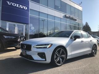 New 2020 Volvo S60 T6 AWD R-Design for sale in Surrey, BC