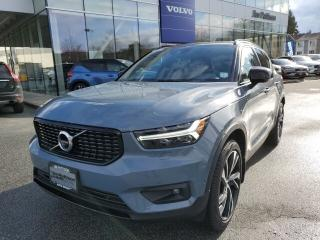 New 2020 Volvo XC40 T5 AWD R-Design for sale in Surrey, BC