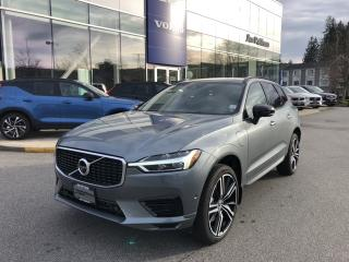 New 2020 Volvo XC60 Hybrid T8 AWD R-Design for sale in Surrey, BC