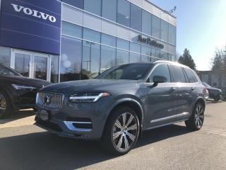 New 2020 Volvo XC90 T6 AWD Inscription for sale in Surrey, BC