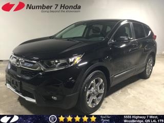 Used 2017 Honda CR-V EX| Sunroof| Backup Cam| All-Wheel Drive| for sale in Woodbridge, ON