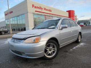 Used 2003 Honda Civic 4dr Sdn LX Auto | BIG SAVINGS | BEST VALUE! for sale in Brampton, ON
