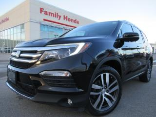 Used 2016 Honda Pilot 4WD 4dr Touring | NAVIGATION | PUSH START | LEATHR for sale in Brampton, ON
