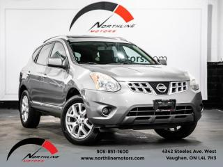 Used 2013 Nissan Rogue SV AWD|Navigation|Camera|Sunroof|Heated Seats for sale in Vaughan, ON