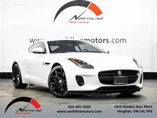 Used 2019 Jaguar F-Type P380 AWD|Navigation|Camera|Blindspot|LKA|Sport Exhaust for sale in Vaughan, ON