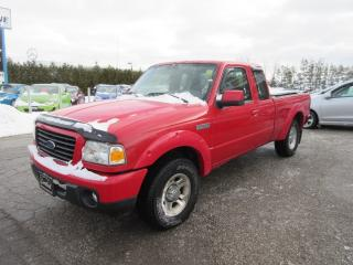 Used 2008 Ford Ranger SuperCab SPORT/ ONE OWNER / ACCIDENT FREE for sale in Newmarket, ON