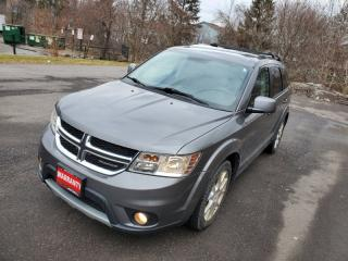 Used 2012 Dodge Journey FWD 4DR SXT for sale in Mississauga, ON