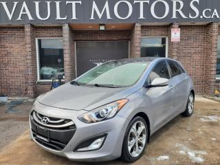 Used 2013 Hyundai Elantra GT 5dr HB LEATHER SEATS WELL MAINTAINED 10/10 CONDITION for sale in Brampton, ON