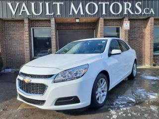 Used 2016 Chevrolet Malibu Limited KEYLESS ENTRY / ALLOY WHEEL / BACKUP CAMERA / SUNROOF for sale in Brampton, ON