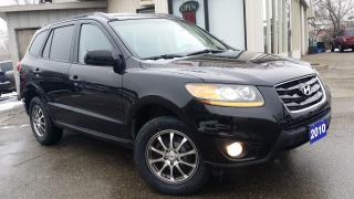 Used 2010 Hyundai Santa Fe SPORT AWD - SUNROOF! BLUETOOTH! LOW KM! for sale in Kitchener, ON