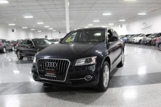 Used 2016 Audi Q5 NO ACCIDENTS I NAVIGATION I S-LINE I REAR CAM I LEATHER I BT for sale in Mississauga, ON