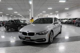 Used 2016 BMW 3 Series 320I xDRIVE I SPORT I LEATHER I SUNROOF I HEATED SEATS I BT for sale in Mississauga, ON
