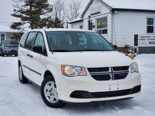 Used 2012 Dodge Grand Caravan 1-Owner No-Accidents  3.6L CVP ECON Power Group A/C for sale in Sutton, ON
