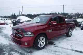 Used 2014 Dodge Ram 1500 Sport Crew Cab SWB 4WD for sale in Burnaby, BC