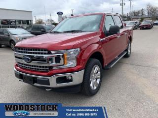New 2020 Ford F-150 XLT  302A, CREW, 3.5L, NAVIGATION, XTR PACKAGE for sale in Woodstock, ON