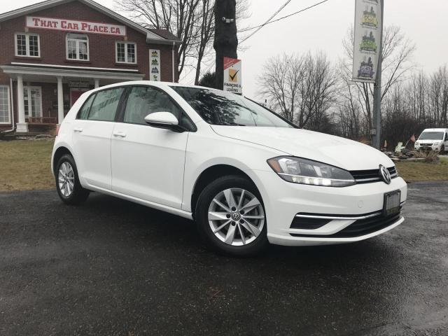 2018 Volkswagen Golf Trendline Backup-Bluetooth-Htd Seats-Alloys-Power Windows/Locks