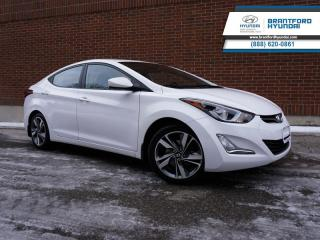 Used 2015 Hyundai Elantra GLS  FULLY SERVICED HERE! for sale in Brantford, ON