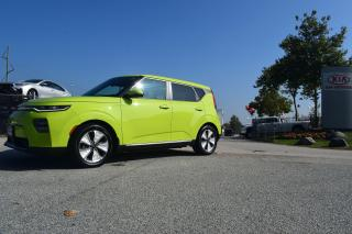 New 2020 Kia Soul EV Limited for sale in Coquitlam, BC