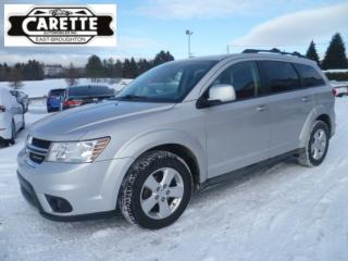 Used 2012 Dodge Journey SXT for sale in East broughton, QC