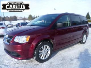 Used 2017 Dodge Grand Caravan Sxt tv-dvd for sale in East broughton, QC