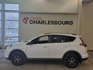 Used 2017 Toyota RAV4 SE AWD for sale in Québec, QC