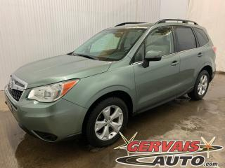 Used 2014 Subaru Forester Limited AWD Cuir Toit Panoramique MAGS for sale in Trois-Rivières, QC