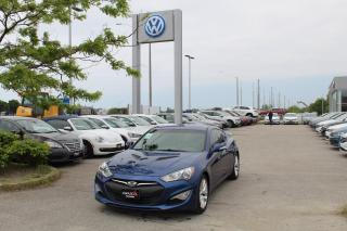 Used 2016 Hyundai Genesis Coupe 3.8L V6 Man Premium for sale in Whitby, ON