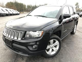 Used 2016 Jeep Compass North Edition 4WD for sale in Cayuga, ON