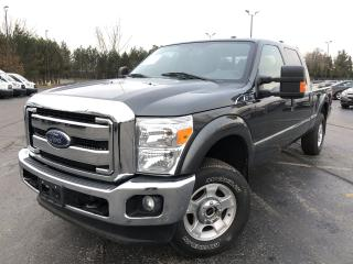 Used 2016 Ford F-250 SD XLT FX4 CREW CAB 4X4 for sale in Cayuga, ON