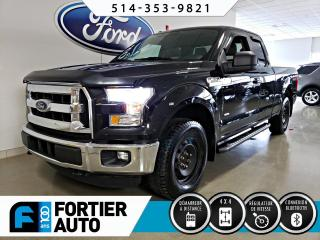 Used 2015 Ford F-150 Cabine Super 4RM for sale in Montréal, QC