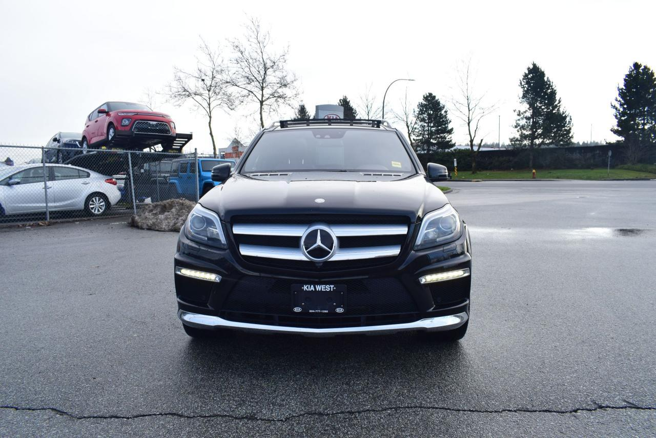 2013 Mercedes-Benz GL550