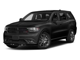 Used 2017 Dodge Durango R/T for sale in Hamilton, ON