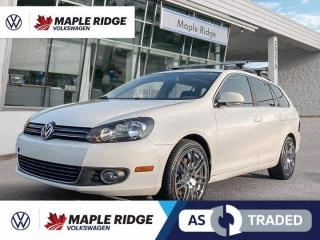 Used 2012 Volkswagen Golf Wagon for sale in Maple Ridge, BC