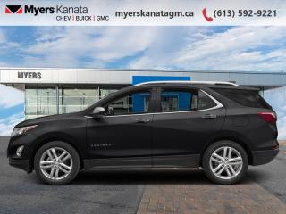 New 2020 Chevrolet Equinox Premier  - Sunroof - Navigation for sale in Kanata, ON