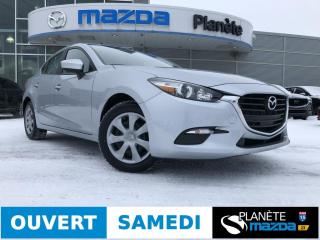 Used 2017 Mazda MAZDA3 GX AUTO AIR CRUISE BLUETOOTH for sale in Mascouche, QC