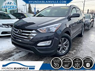 Used 2015 Hyundai Santa Fe Sport 2.4 DÉMARREUR DISTANCE, MAGS, BLUETOOTH, for sale in Blainville, QC