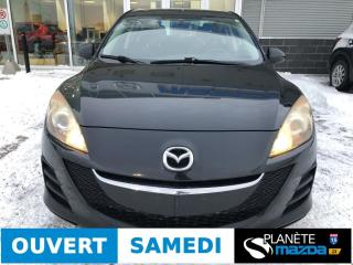 Used 2010 Mazda MAZDA3 GS AUTO AIR DÉMARREUR for sale in Mascouche, QC