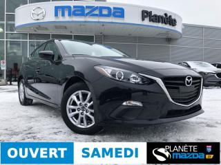 Used 2016 Mazda MAZDA3 GS AUTO CRUISE AIR NAVIGATION MAGS for sale in Mascouche, QC