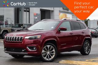 Used 2019 Jeep Cherokee OVERLAND for sale in Thornhill, ON