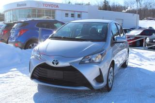 Used 2018 Toyota Yaris Hatchback LE 5 portes BM for sale in Shawinigan, QC