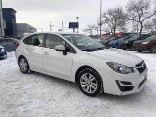 Used 2016 Subaru Impreza Hayon 5 portes CVT 2,0i avec groupe tour for sale in Trois-Rivières, QC