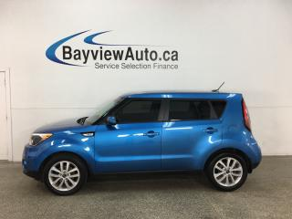 Used 2019 Kia Soul EX - AUTO! BLUETOOTH! REVERSE CAM! ALLOYS! + MORE! for sale in Belleville, ON