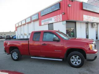 Used 2010 GMC Sierra 1500 SLE 13,995+HST+LIC FEE / CERTIFIED / CLEAN CARFAX for sale in North York, ON