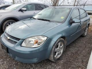 Used 2010 Chevrolet Cobalt 4DR SDN LT W-1SA for sale in Whitby, ON