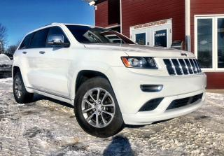 Used 2016 Jeep Grand Cherokee 4 RM, 4 portes, Limited for sale in Drummondville, QC