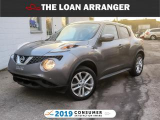 Used 2016 Nissan Juke for sale in Barrie, ON