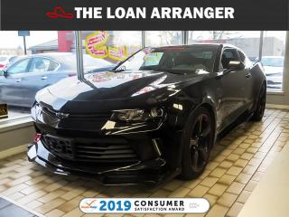Used 2018 Chevrolet Camaro for sale in Barrie, ON