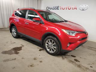 Used 2017 Toyota RAV4 LIMITED  for sale in Montréal, QC