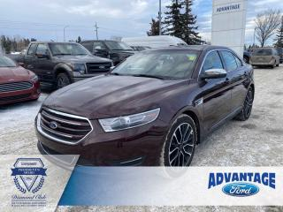 Used 2019 Ford Taurus Limited Navigation - Heated/Cooled Front Seats for sale in Calgary, AB