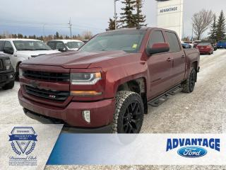 Used 2016 Chevrolet Silverado 1500 Clean Carfax - Heated Seats - A/C for sale in Calgary, AB